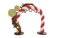 CANDY CHOCOLATE ARCH
