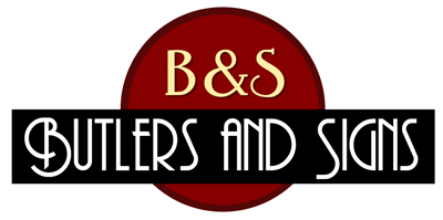 Butlers and Signs