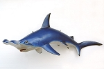 Hammer Head Shark Large 8' Long Life Like Prop Display!