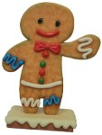 3.75' Gingerbread Boy