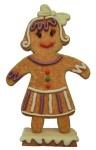 Mini Gingerbread Mom