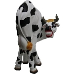 Large Funny Cow Statue