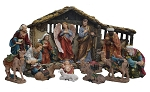15 Piece Nativity Set
