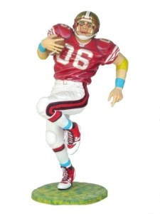All American Football Player 6' Life Size Resin Sport Figure Display Statue