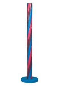 5'  Purple, Blue and Pink Candy Stick