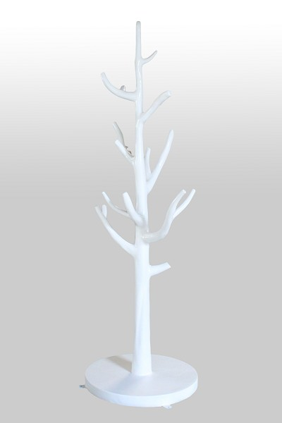 White Ice Tree